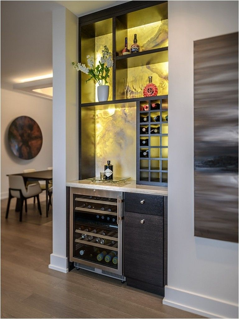 155 Mini Bar For Apartment Ideas That Can Create You Relax Home Designs Bars
