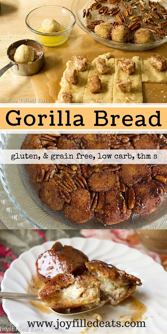 Gorilla Bread Move Over Paula Deen This Cream Cheese Filled