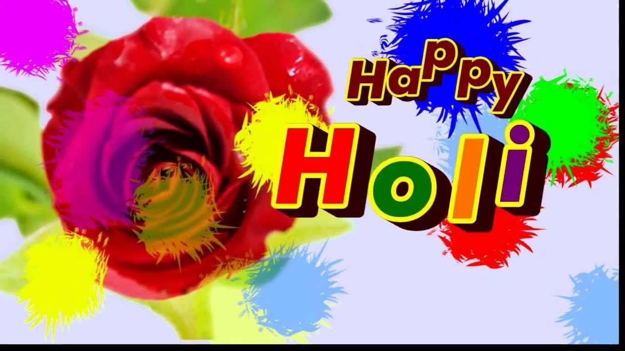 Happy holi greeting ecard holi ecard animated colorful holi happy holi greeting ecard holi ecard animated colorful holi ecard m4hsunfo