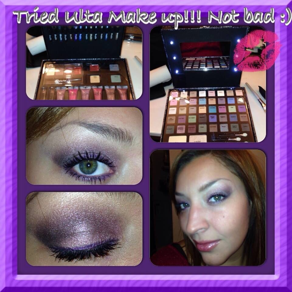 Ulta palette Ulta palette, Beauty make up, How to make