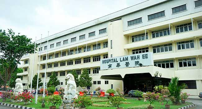 Hasil gambar untuk lam wah ee hospital