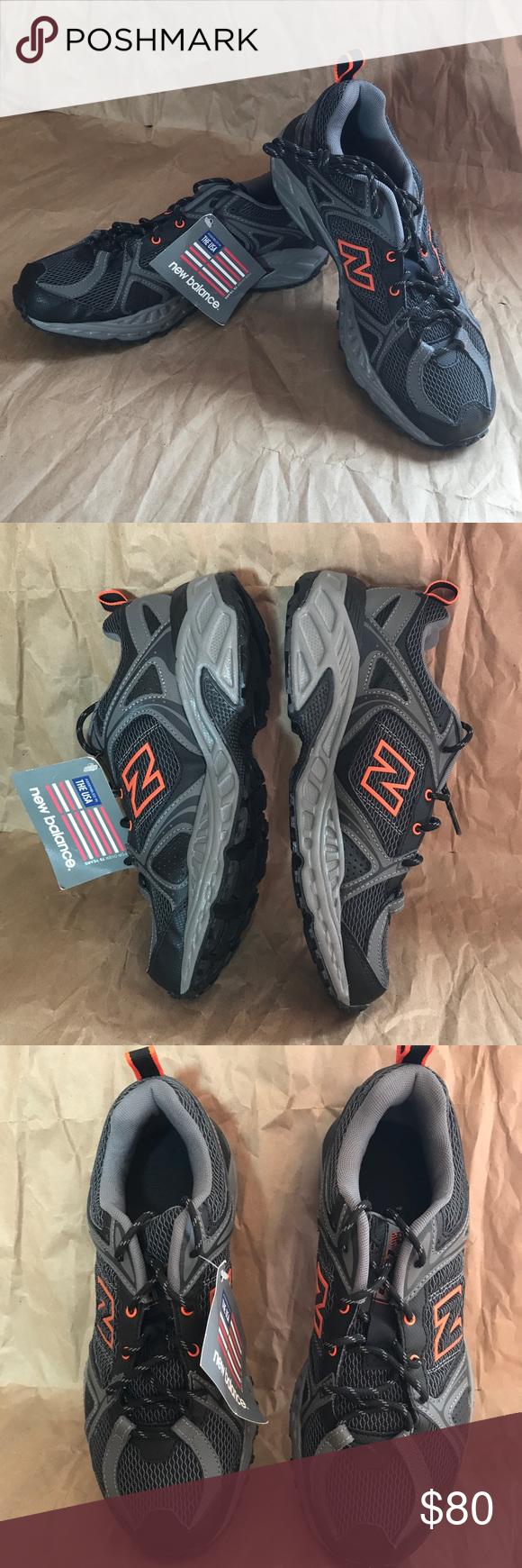 New Balance 481V2 Trail Running Shoe