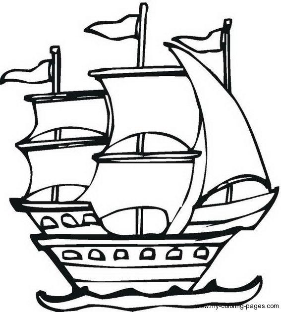 simple ship line drawing - Google Search | descobrimentos ...