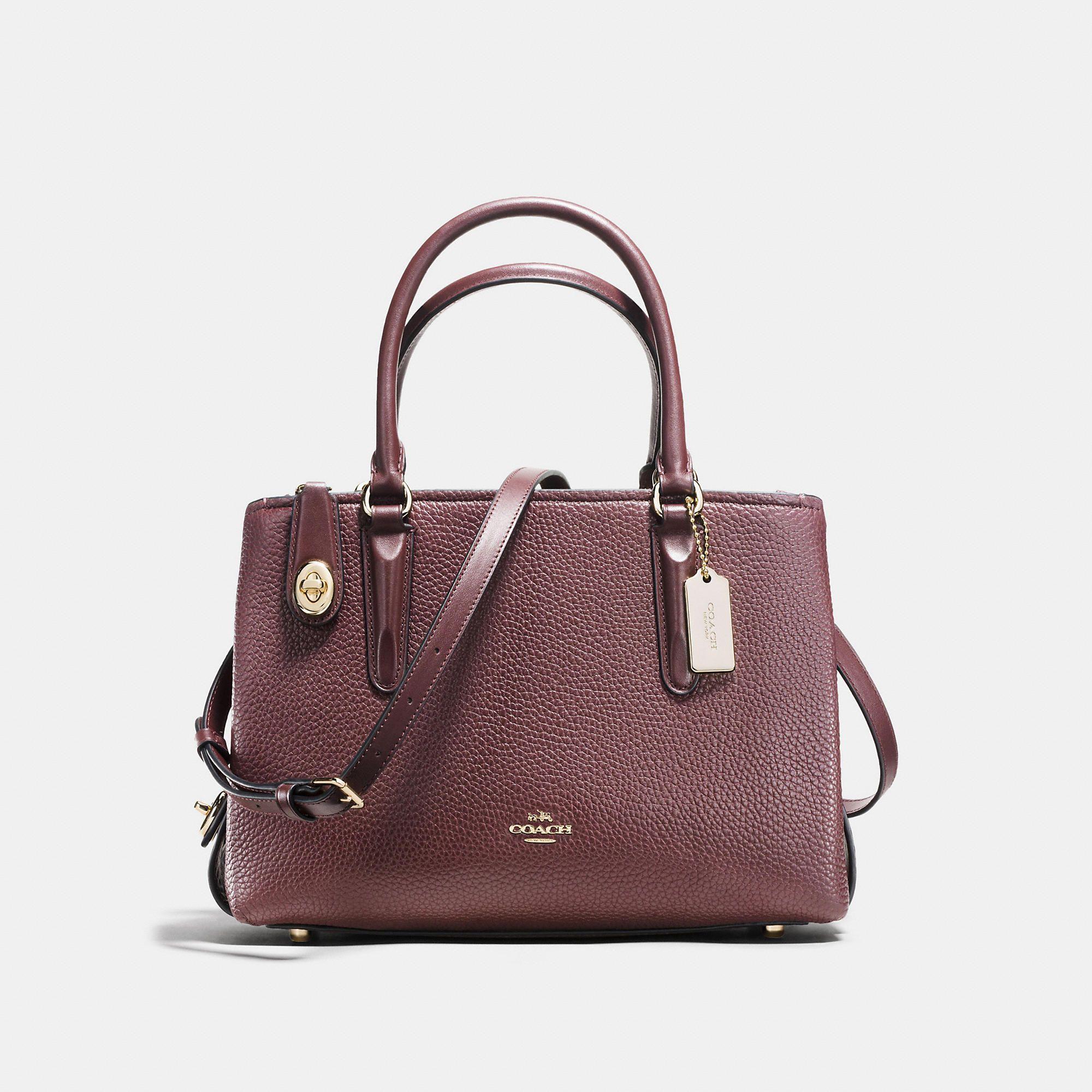 COACH Brooklyn Carryall 28 - Women s Designer Handbags  6eef083d4ad17