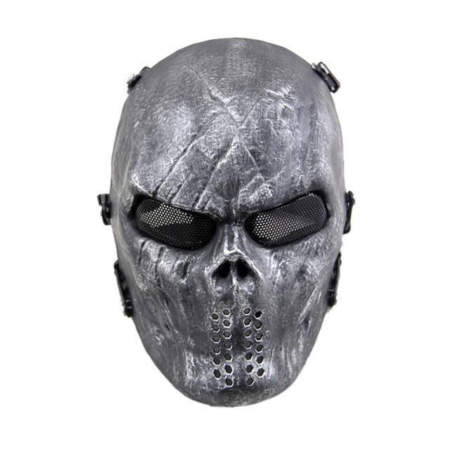 Intimidating airsoft masks ebay