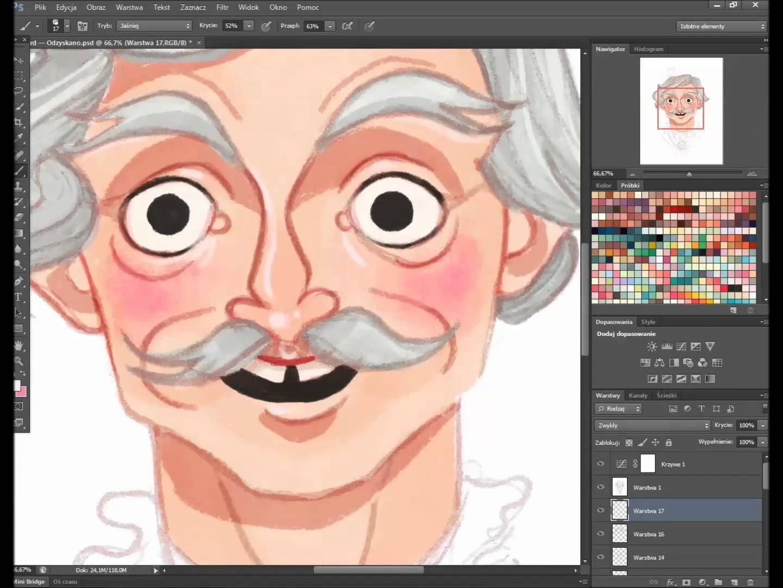 Photoshop color process by dixie leota art tips and tutorials photoshop color process by dixie leota digital art tutorialpainting baditri Image collections
