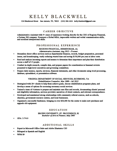 e6a9711611d970995591eab79c576b0f - 50+ mba resume samples for experienced people memea
