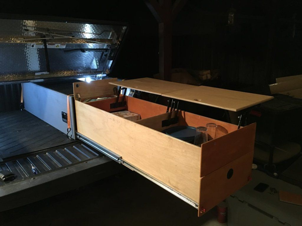 Overland Drawer Build- DIY Camping Drawers- Pic Heavy ...