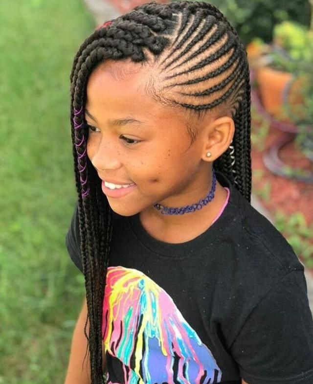 Braids for Kids Gorgeous Braid Styles for Little ...