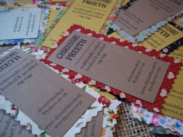 Handmade business cards business cards and xmas handmade business cards colourmoves