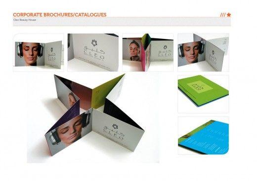 brochures annual report 05 brochure pinterest brochure design
