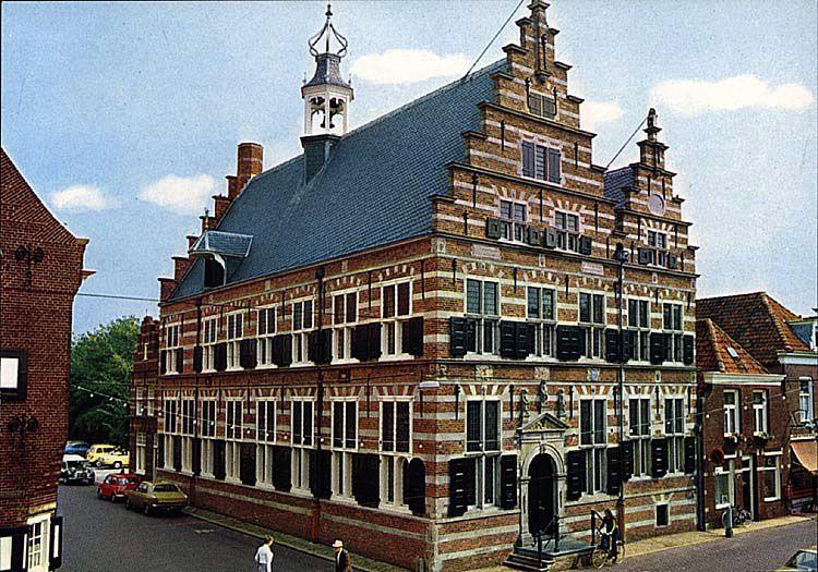 Raadhuis van Naarden (Town Hall of Naarden), Netherlands