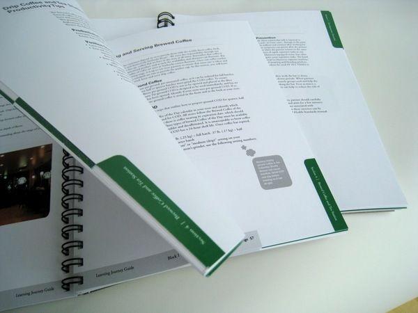 Coffee Shop Training Manual By Julia Marsh Via Behance