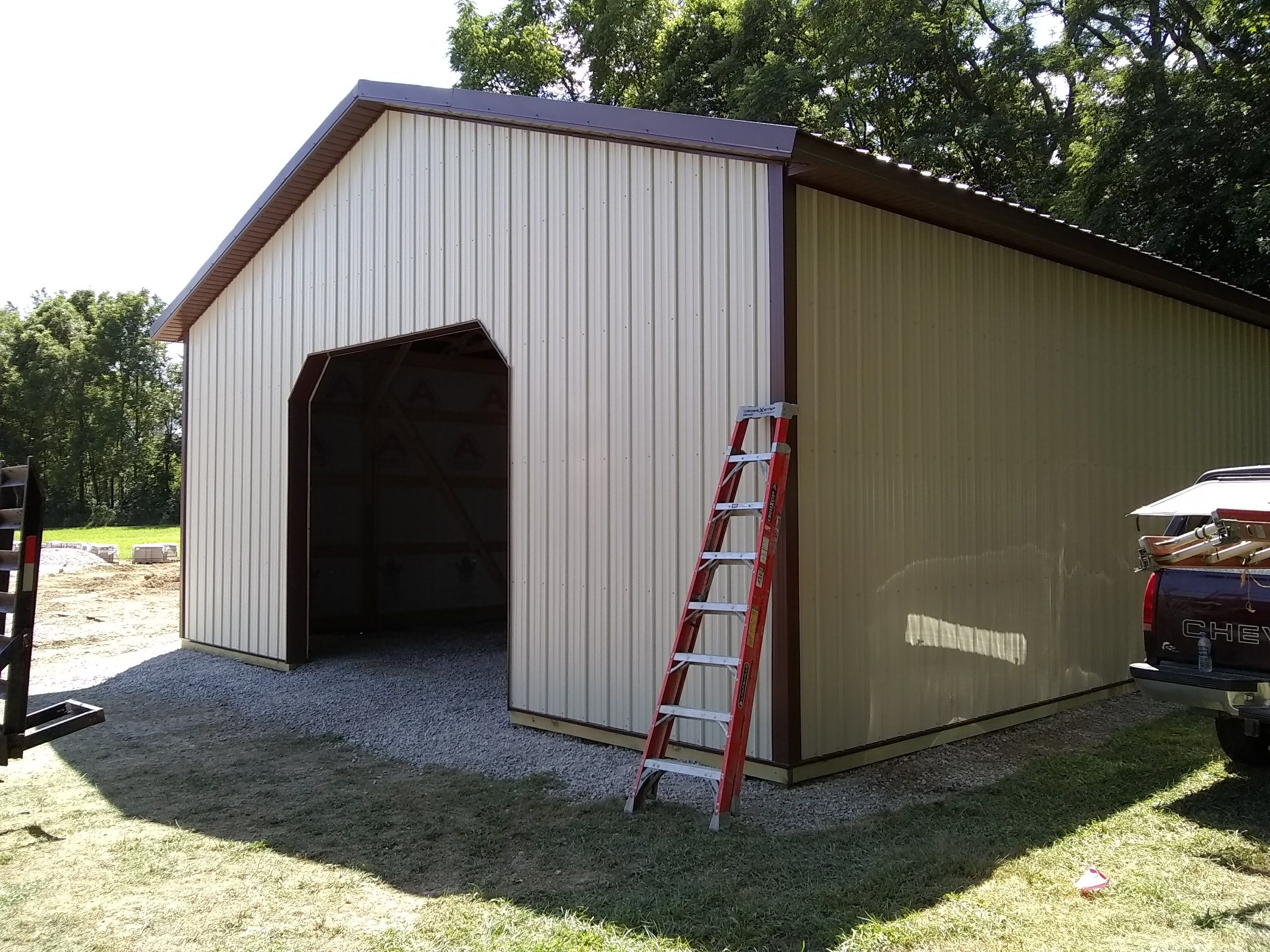 Pin by Attica Lumber Company on Pole Barns Post frame