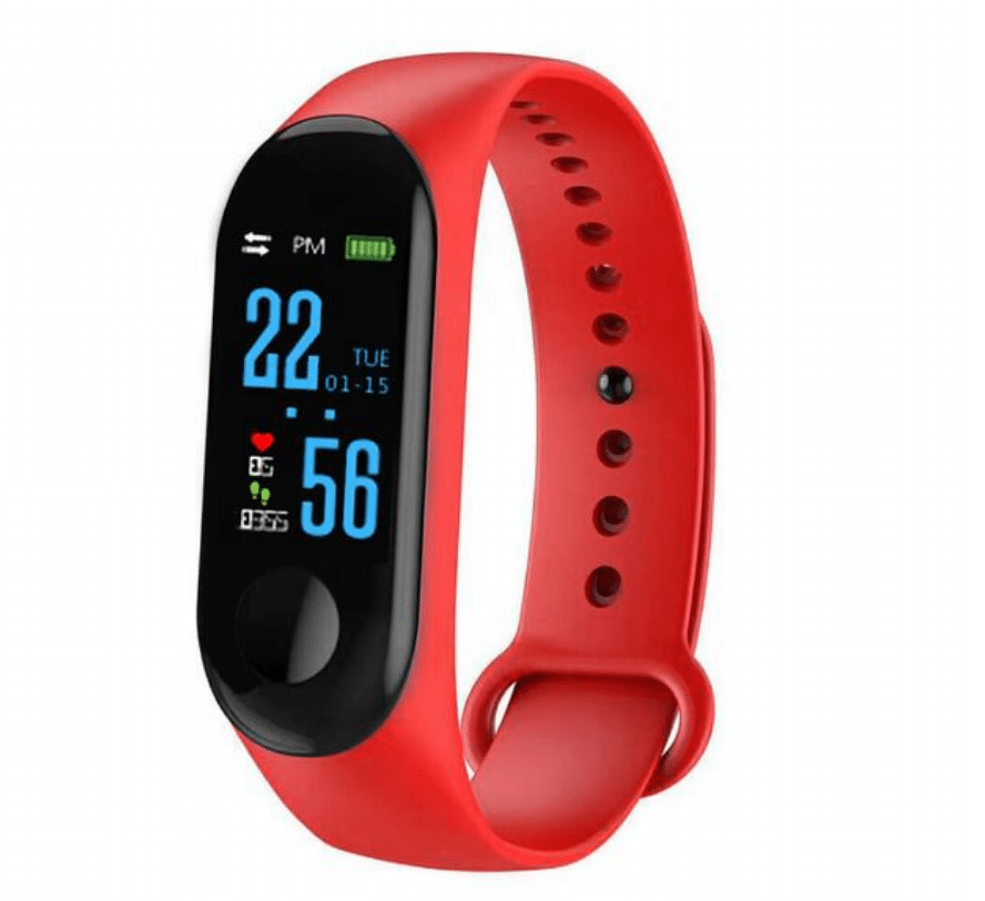 Cheap Fitness Tracker with Heart Rate Monitor Bracelet
