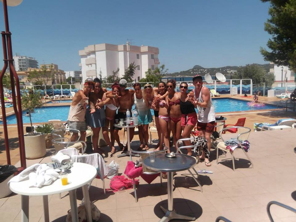 One if the best wknds of my life! I LOVE IBIZA