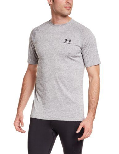 acre orden Estallar  Under Armour - Camiseta de running para hombre de color gris #camiseta  #starwars #marvel #gift | Camisetas, Hombres de color, Tienda de camisetas