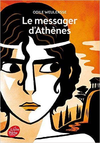 Amazon.fr - Le messager d'Athènes - Odile Weulersse, Yves Beaujard, Isabelle Dethan - Livres
