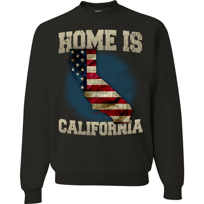 Home is California
