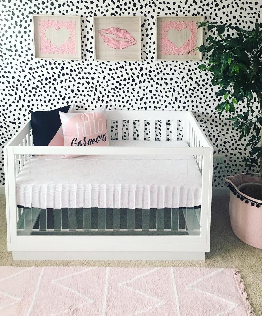 Babyletto On Instagram Can We Live Here After The Babe Grows Up Cause Babyletto Harlow Acry Baby Boy Room Decor Baby Room Colors Baby Boy Nursery Decor