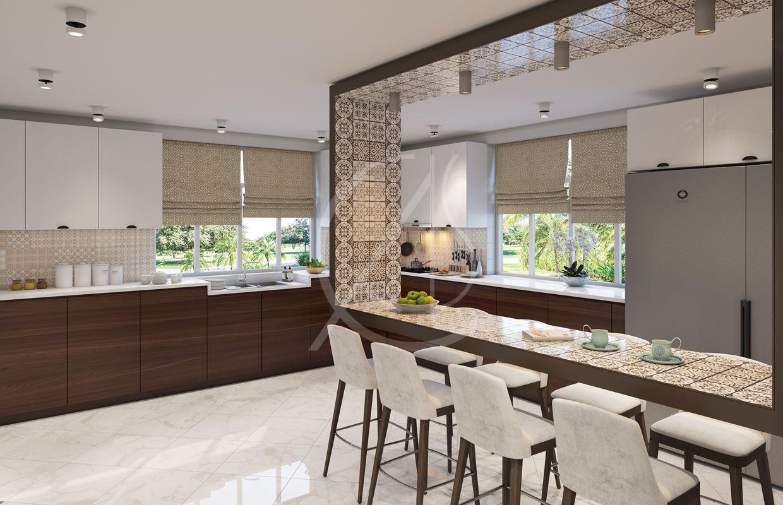 Modern Islamic Home Interior Design Muscat Oman Modern