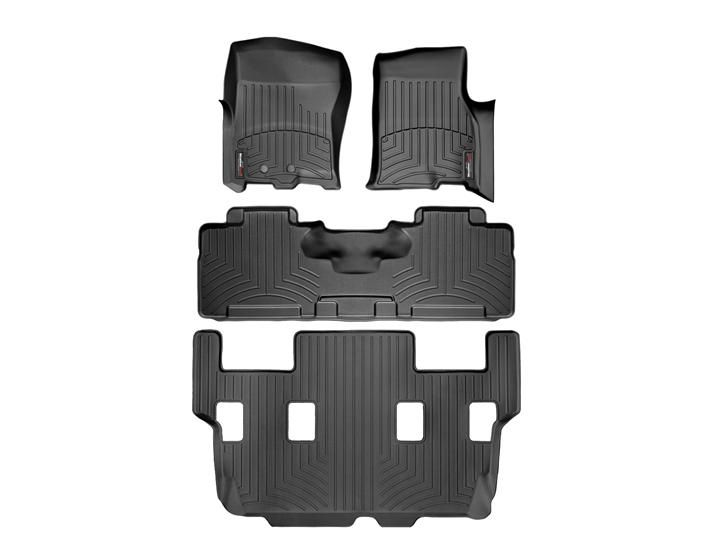 Ford Expedition Expedition El Floor Mats Laser Measured Floor Mats For A Perfect Fit Weathertech Com