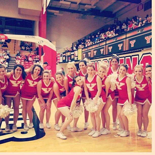 Ysu Cheerleaders Goguins Cheerleading Facebook Analytics Instagram
