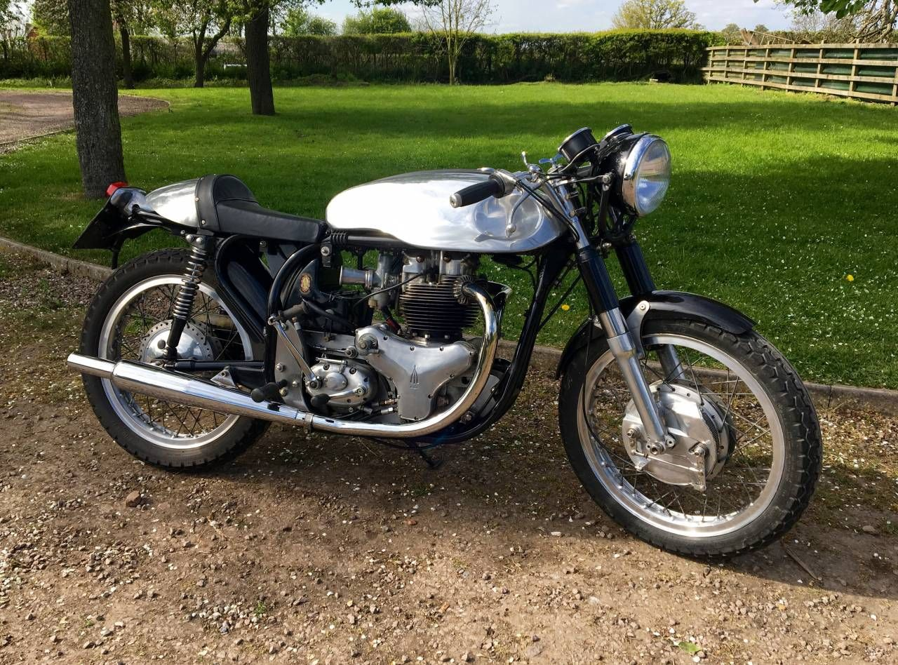 1960 Norbsa Cafe Racer For Sale - We Sell Classic Bikes | warpdrive ...