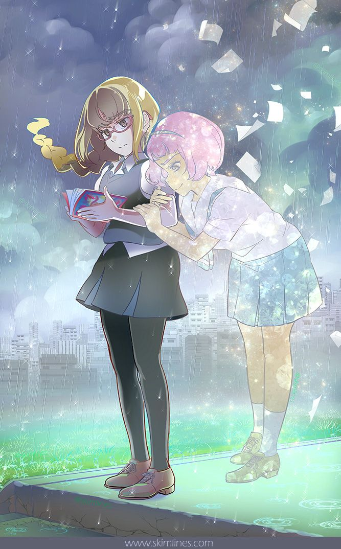 The writer and the artist in 2020 Artist, Anime, Drawings