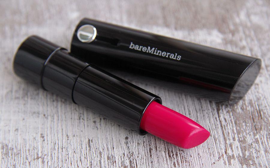 bareminerals marvelous moxie lipstick risk it all