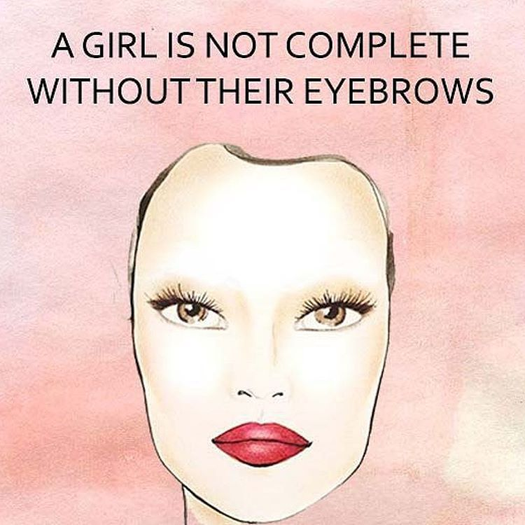 Eyebrows Frame The Shape Of The Face Enhance Your Eyes Brows