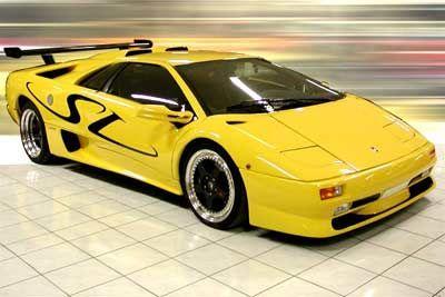 Lamborghini Diablo Sv Chris Siegwald Cars Lamborghini Diablo