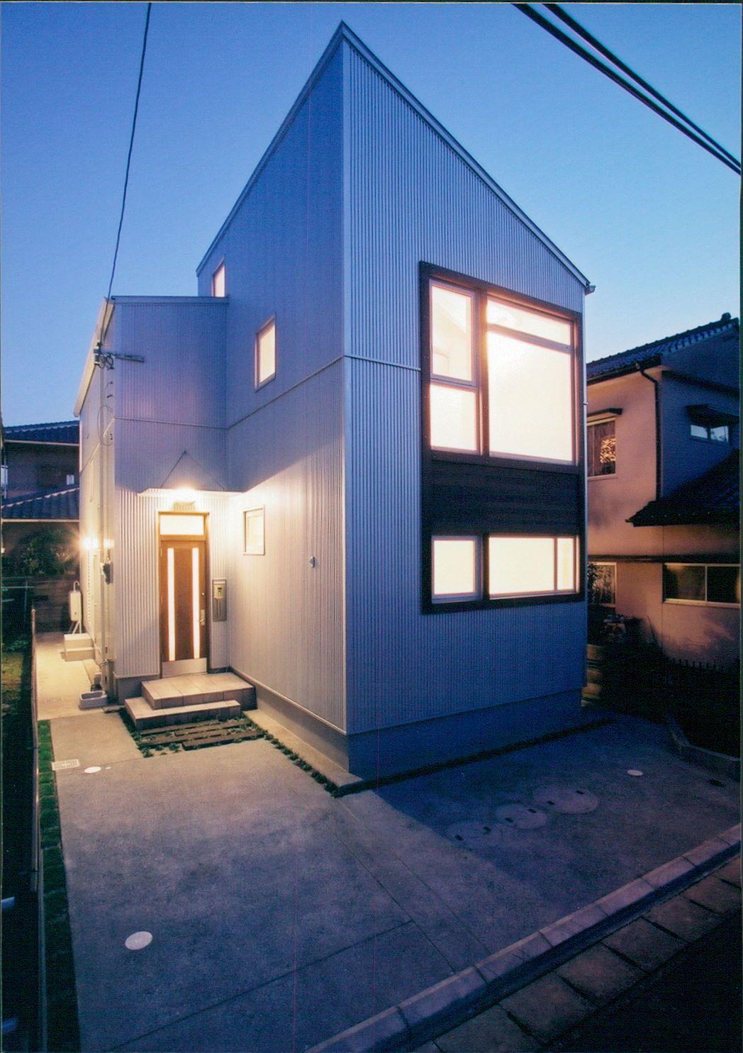アクティブデザインが手がけた新築住宅 画像あり 中庭のある家