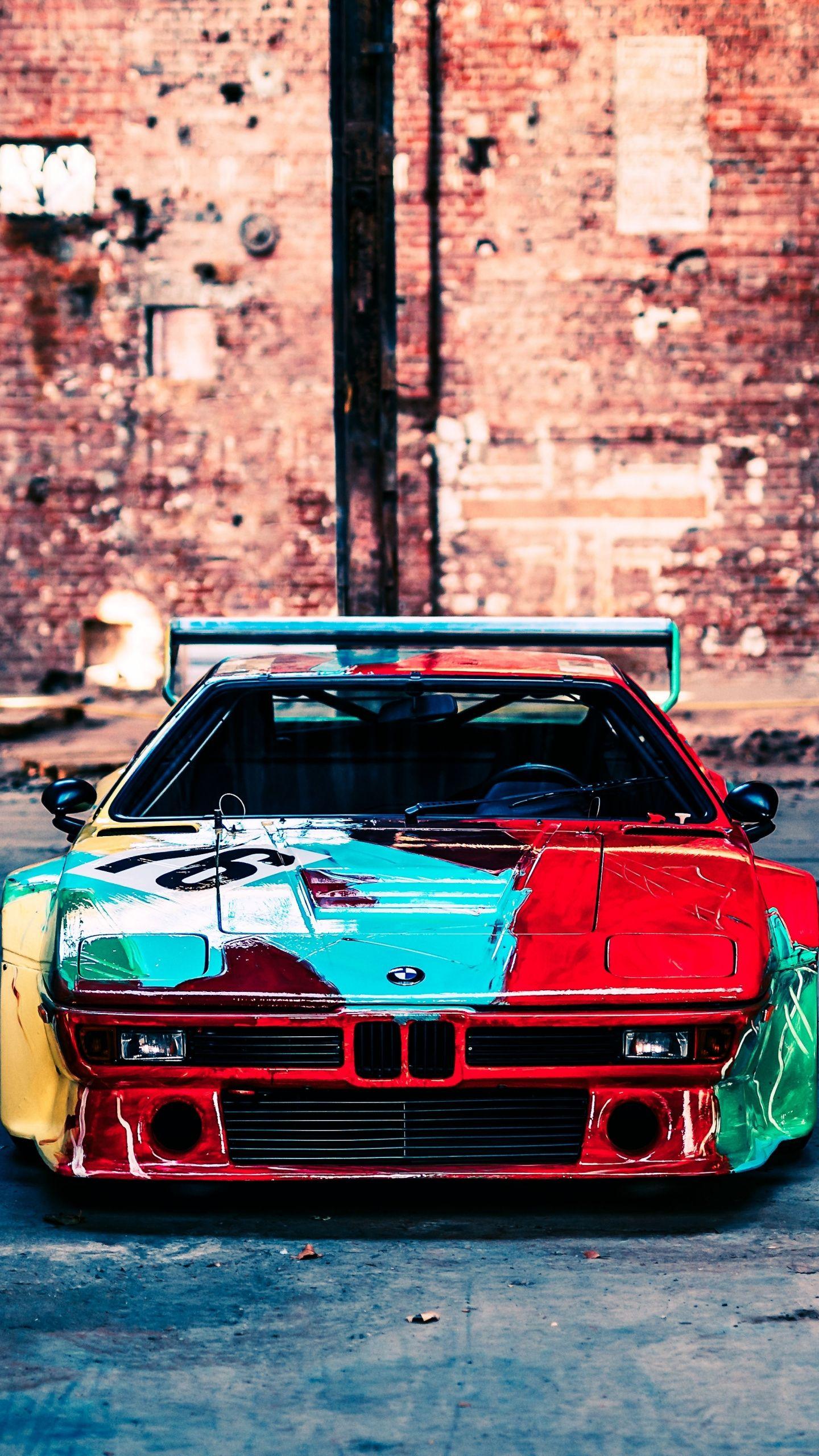 1440x2560 Bmw Car Art Italdesign Wallpaper Bmw Art Car Art Bmw M1