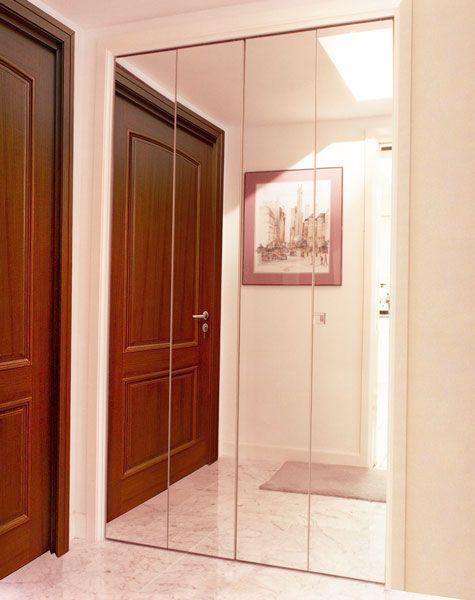 Bifold Closet Doors | Creative Mirror U0026 Shower