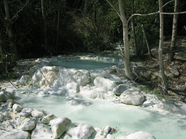 Terme di Petrolio - Italy | ♒ wil ∂ swim ming | Pinterest