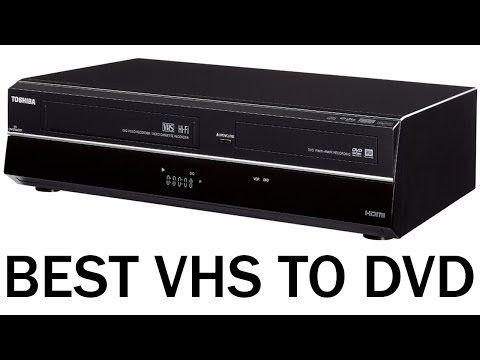 Best Vhs To Dvd Converter Machine Vhs To Dvd Dvd Vhs