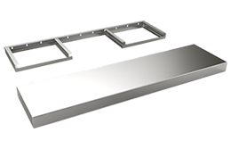 Stainless Supply Stainless Steel Shelving Stainless Steel