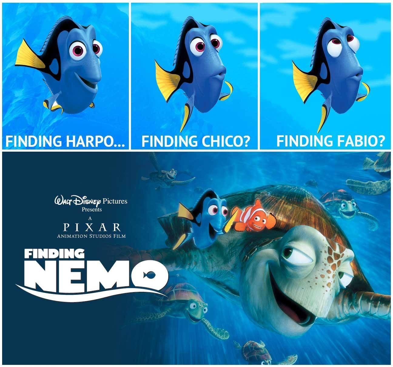 Pin by Tim Haney on Lovin' Disney | Walt disney pictures ...  Walt Disney Pictures Presents A Pixar Animation Studios Film Finding Nemo