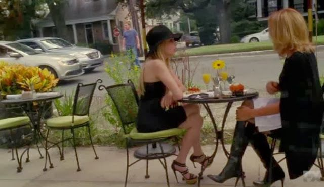 American Horror Story Coven Brunch Mimosas