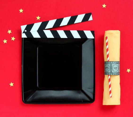 7 Oscar Party Decorations That Are A List Material Movie Night Birthday Party Movie Birthday Party Movie Themed Party