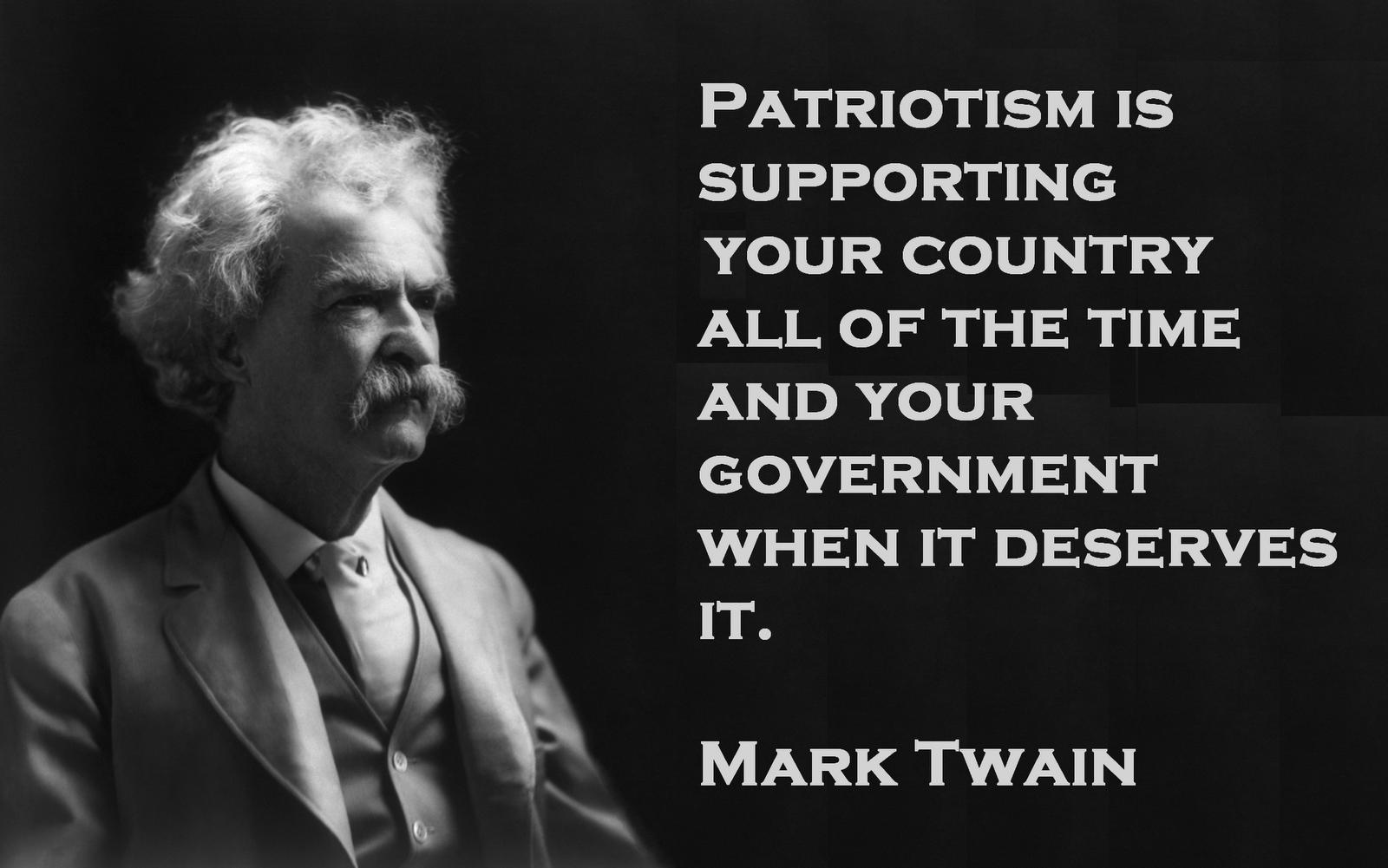 Top Ten Mark Twain Quotes A La Meme Quotes By Famous People Mark Twain Quotes Education Quotes