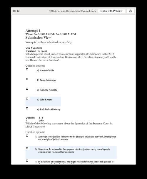 American government homework help