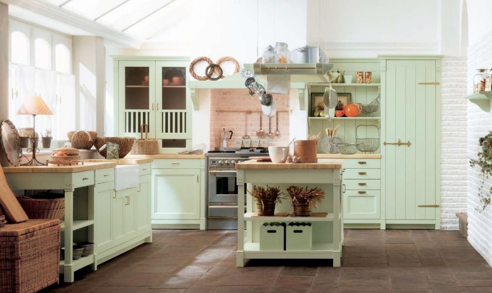 Minacciolo Country Kitchens with Italian Style | Home Decor ...