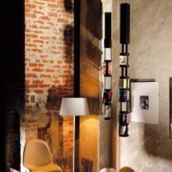 Photo of CD shelves & DVD shelves