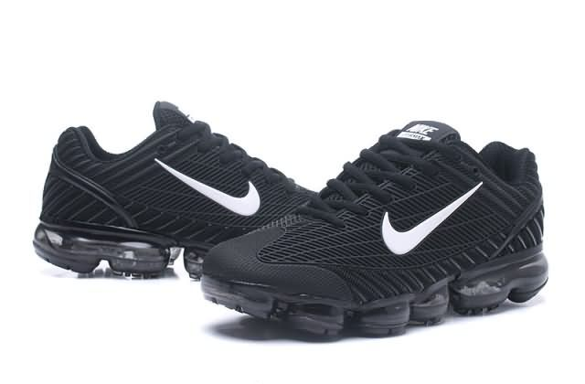 super popular d2375 b8d97 Cheap Nike Air VaporMax 2018.6 KPU Men Black White Shoes Wholesale Nike Air  VaporMax shoes Discount Only Price  67 To Worldwide Free Shipping WhatsApp   ...