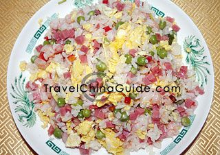 Yangzhou fried rice yum entrees pinterest yangzhou fried food yangzhou fried rice forumfinder Images