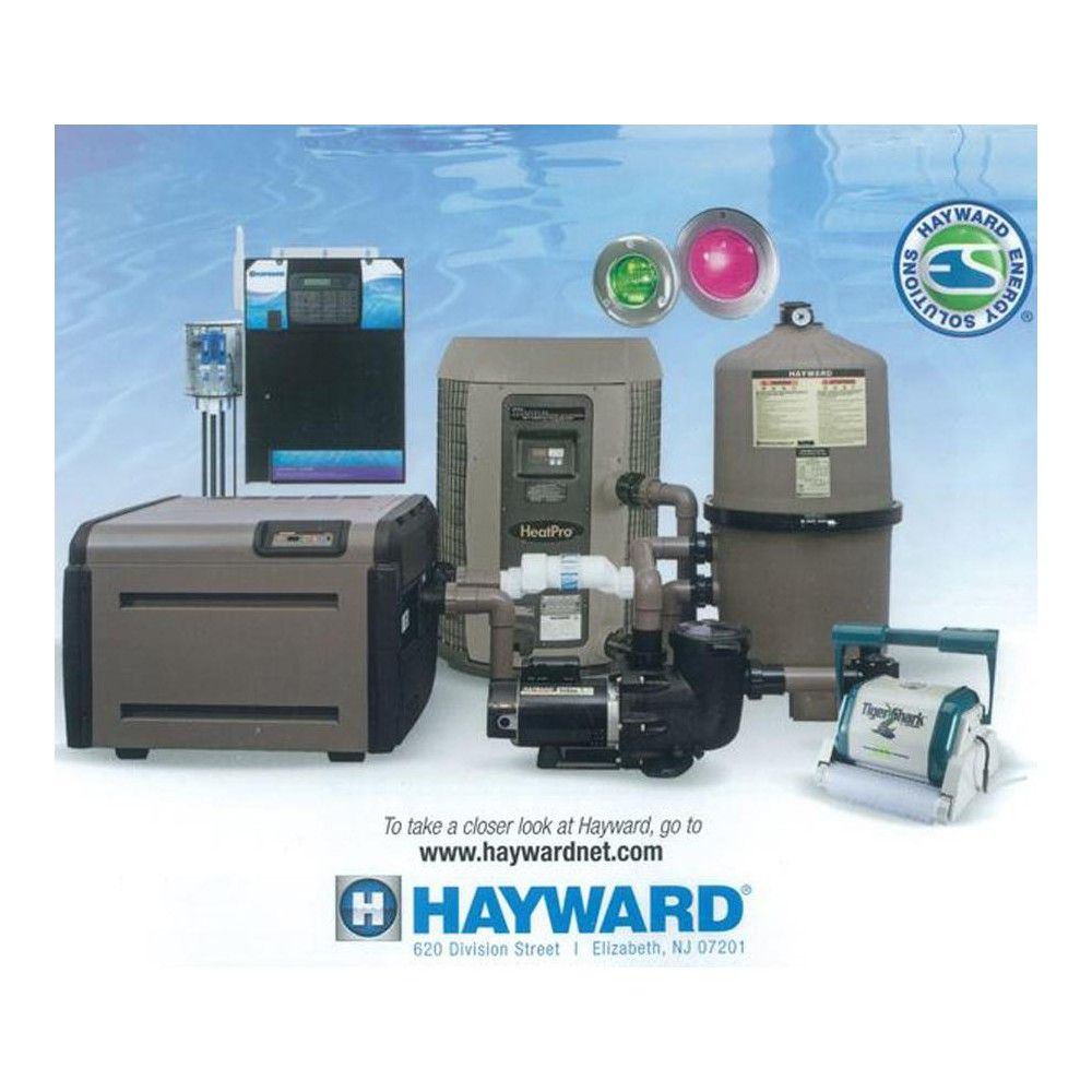 Hayward Axw350 Navigator Pool Vac Ultra Automatic Pool Cleaner