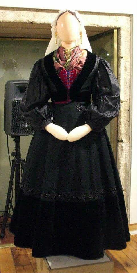 0af14b417 Traxe tradicional galego | Folkwear of Spain and Portugal | Vestidos ...
