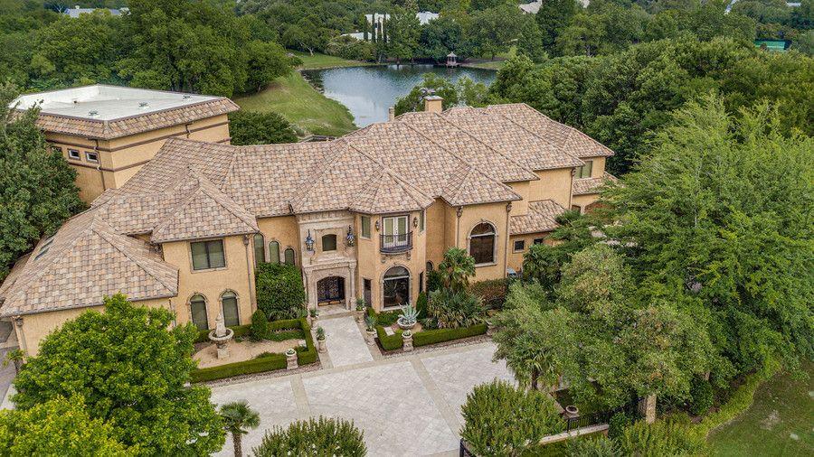 3405 Rambling Way Plano Texas Texas Mansions Mansions Backyard Oasis